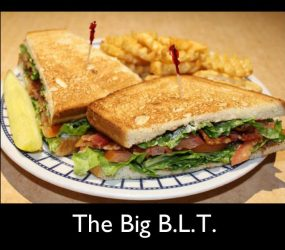 the big blt