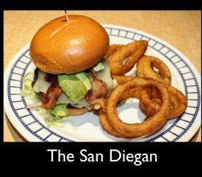 the san diegan