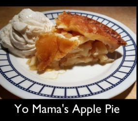 yo mamas apple pie